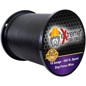18 gauge - 500ft spool wire