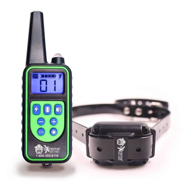 eXtreme Dog® Remote Dog Behavior Training Kit