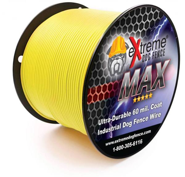 Maximum Performance Dog Fence Wire
