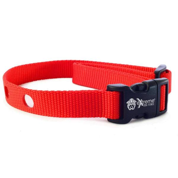 Collar Strap - Red