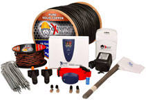 professional dog fence | dog fence kits
