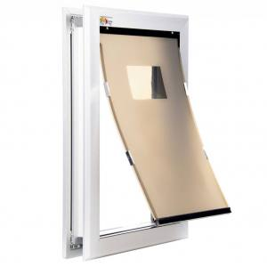 Medium Single Flap Door