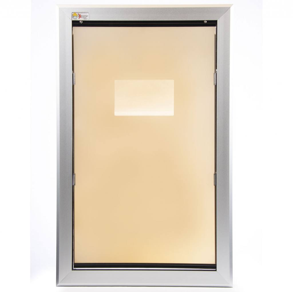 Extreme Single Flap Aluminum Dog Door Xl Extreme