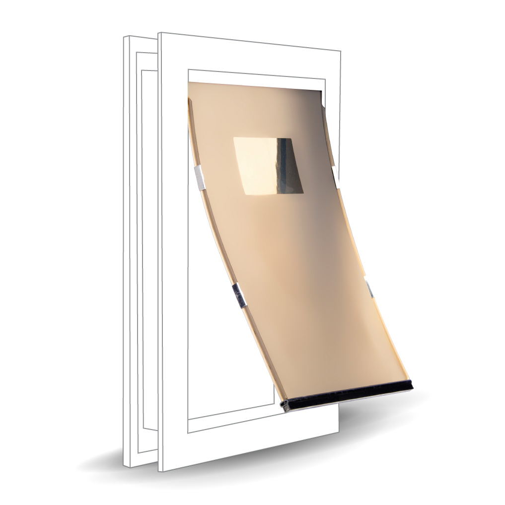 Extreme Replacement Door Flap Large Extreme Electric